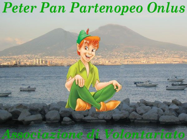 Associazione Peter Pan Partenopeo ODV logotype