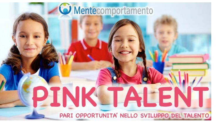 Pink Talent logotype